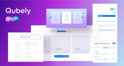 Download Qubely Pro v1.0.3 Free / Nulled
