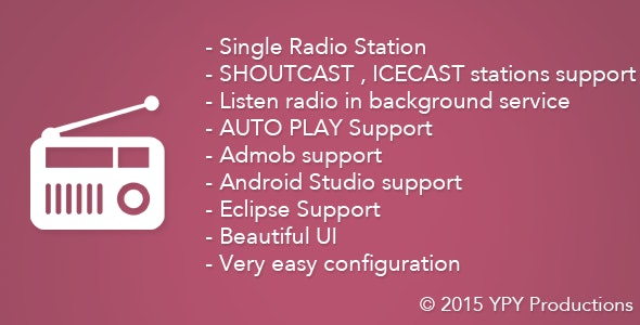 Download My Radio v1.3 Free / Nulled