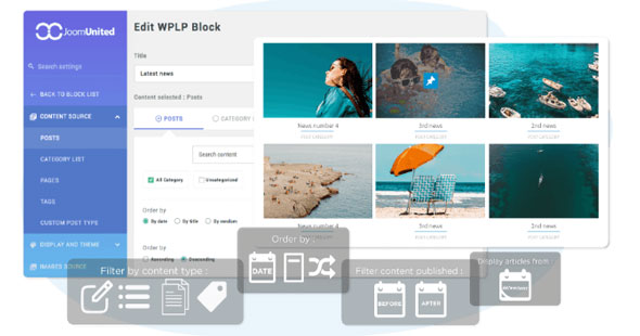 Download WP Latest Posts Pro v4.5.0 - WordPress Recent News Plugin Free / Nulled