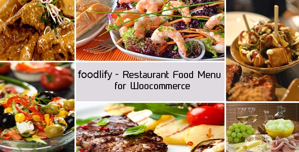 Download Foodlify v1.2 - Restaurant Food Menu for Woocommerce Free / Nulled