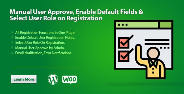Download WooCommerce All in One Registration Plugin v1.0.3 Free / Nulled