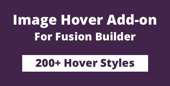 Download Image Hover Add-on for Fusion Builder and Avada v1.0 Free / Nulled