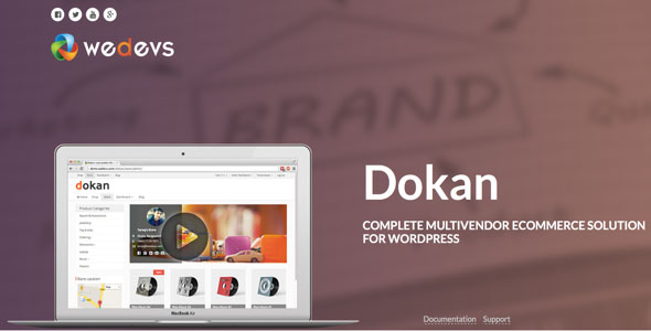 Download Dokan Pro v2.9.16 + Dokan Theme v2.3.6 Free / Nulled