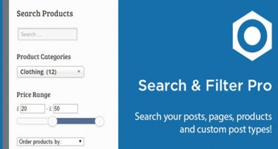Download Search & Filter Pro v2.5.0 - The Ultimate WordPress Filter Plugin Free / Nulled