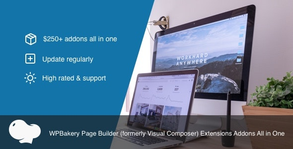 Download All In One Addons for WPBakery Page Builder v3.5.8 - Free / Nulled