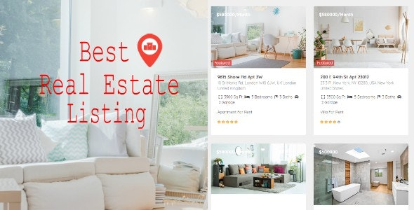 Download Real Estate Pro v1.6.0 - WordPress Plugin Free / Nulled