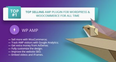 Download WP AMP v9.3.4 - Accelerated Mobile Pages Free / Nulled