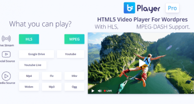 Download bzplayer Pro v2.1 - Live Streaming Player Plugin Free / Nulled