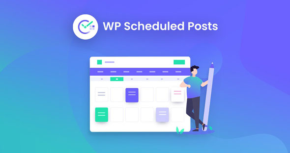 Download WP Scheduled Posts Pro v2.3.1 Free / Nulled