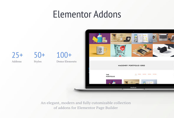 Download Livemesh - Addons for Elementor Pro v2.9.6 Free / Nulled
