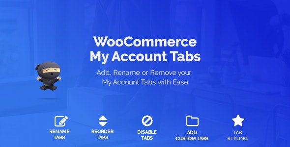 Download WooCommerce Custom My Account Pages v1.0.5 Free / Nulled