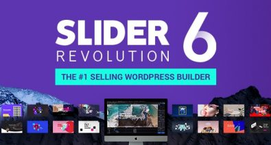 Download Slider Revolution v6.1.7 + Addons Free / Nulled