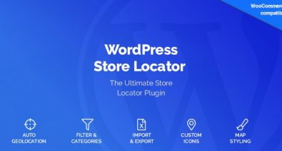 Download WordPress Store Locator v1.10.0 Free / Nulled
