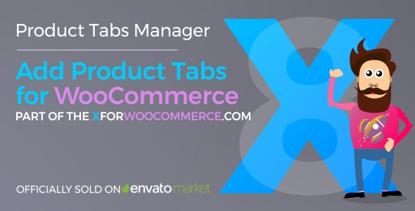 Download Add Product Tabs for WooCommerce v1.1.5 Free / Nulled