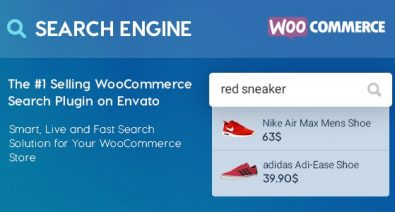 Download Search Engine v2.1.8 - WooCommerce Free / Nulled