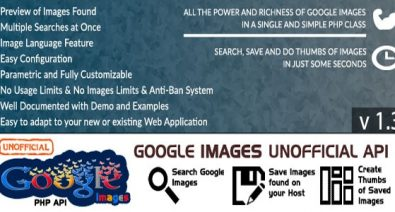 Download Google Images v1.3 - Unofficial API Free / Nulled