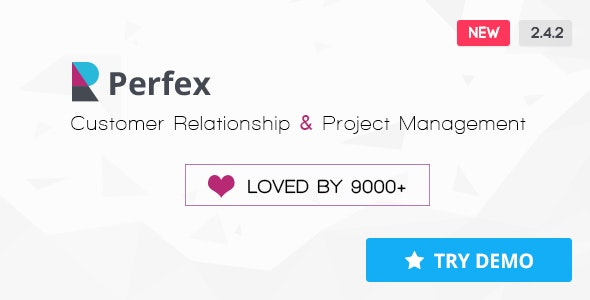 Download Perfex v2.4.2 - Powerful Open Source CRM Free / Nulled