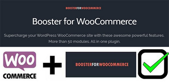 Download Booster Plus for WooCommerce v4.7.1 - WP plugin Free / Nulled