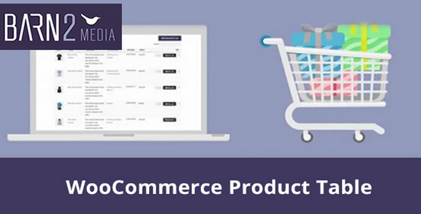 Download WooCommerce Product Table v2.5.1 - Product list views Free / Nulled