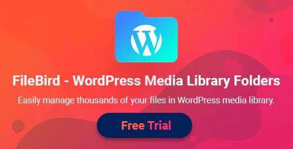 Download FileBird v3.8.1 - WordPress Media Library Folders Free / Nulled