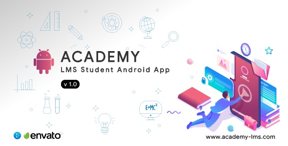 Download Academy Lms Student v1.0 - Android App Free / Nulled