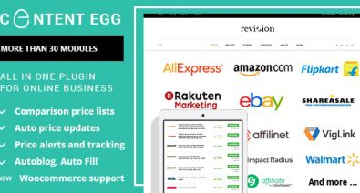 Download Content Egg v6.2.5 - all in one plugin for Affiliate Free / Nulled