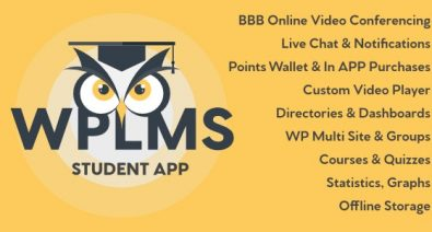 Download WPLMS Learning Management System v2.7 - App for Education & eLearning Free / Nulled