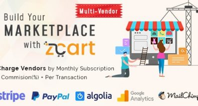 Download zCart v1.3.2 - Multi-Vendor eCommerce Marketplace Free / Nulled