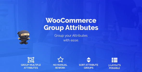 Download WooCommerce v1.5.4 - Group Attributes Free / Nulled