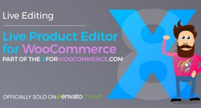 Download Live Product Editor v4.4.7 - for WooCommerce Free / Nulled