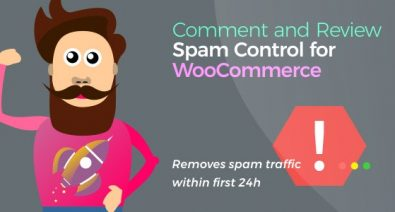 Download Comment and Review Spam Control v1.1.7 - for WooCommerce Free / Nulled