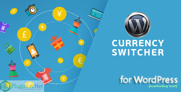 Download Currency Switcher v2.3.1 - For Wordpress Free / Nulled