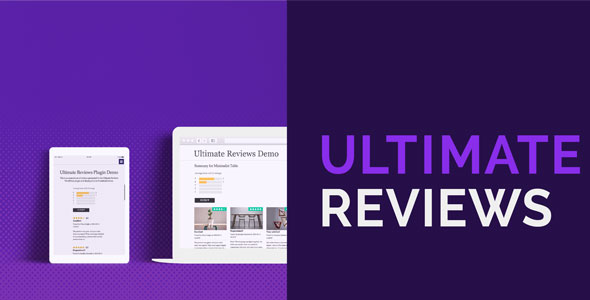 Download Ultimate Reviews v2.1.27 - WordPress Plugin Free / Nulled
