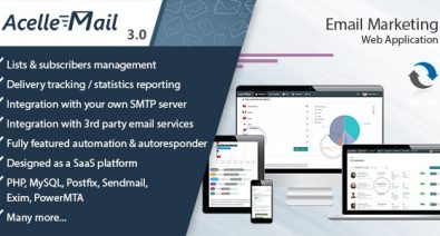 Download Acelle v4.0.19 - Email Marketing Web Application - nulled Free / Nulled