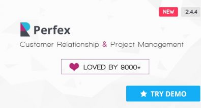 Download Perfex v2.4.4 - Powerful Open Source CRM Free / Nulled
