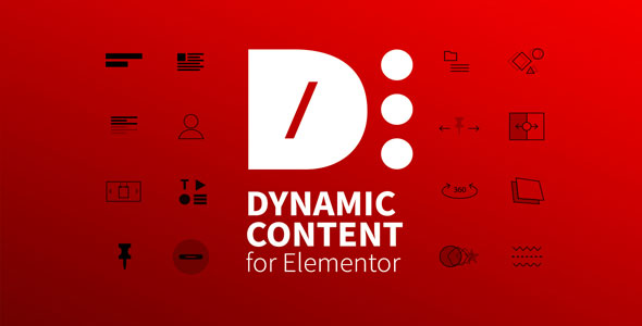 Download Dynamic Content v1.8.8 - for Elementor Free / Nulled