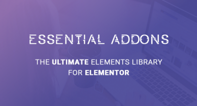 Download Essential Addons  v3.6.0 - for Elementor Free / Nulled