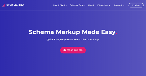 Download Schema Pro v1.6.0 - Schema Markup Made Easy Free / Nulled