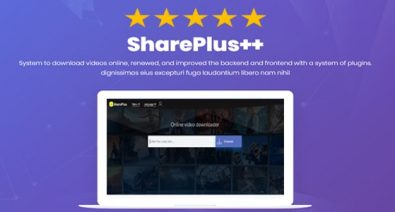 Download shareplus++ v1.1.4.3 - YouTube Video Downloader and more Free / Nulled