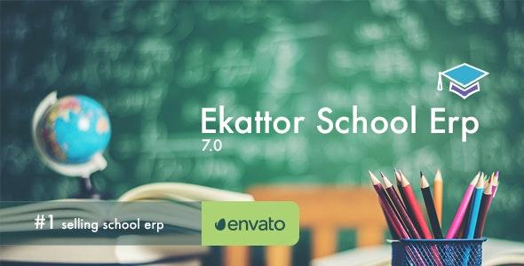Download Ekattor School Erp v7.0 - Nulled Free / Nulled