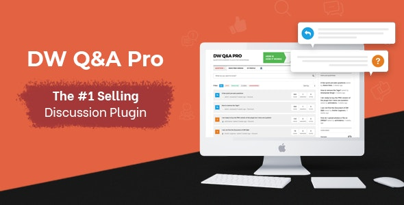 Download DW Question & Answer Pro v1.2.4 - WordPress Plugin Free / Nulled