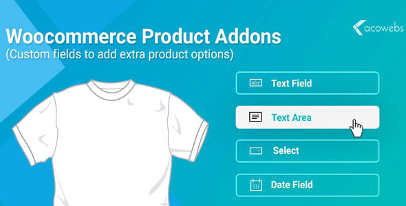 Download Woocommerce v3.9.2 - Custom Product Addons Free / Nulled