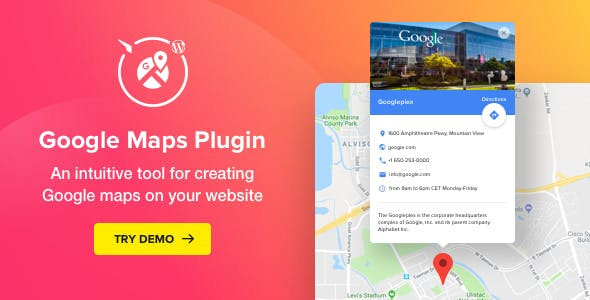 Download WP Google Maps v2.2.0 - Map Plugin for WordPress Free / Nulled