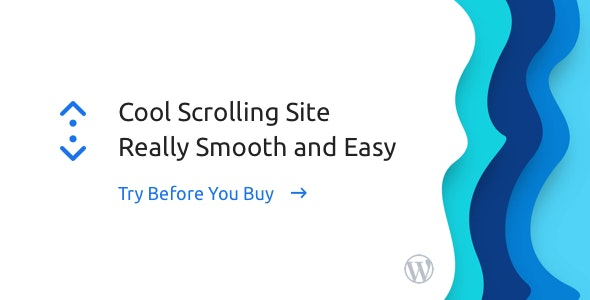 Download Smooth Scroll for WordPress v2.0.0 - Site Scrolling without Jerky and Clunky Effects Free / Nulled