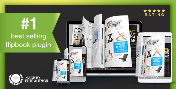 Download Real3D FlipBook v3.13 - WordPress Plugin Free / Nulled