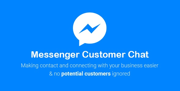 Download NinjaTeam Facebook Messenger  v2.3 - for WordPress (Live Chat version) Free / Nulled