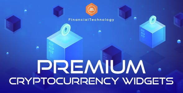 Download Premium Cryptocurrency Widgets v2.15.0 - WP Plugin Free / Nulled
