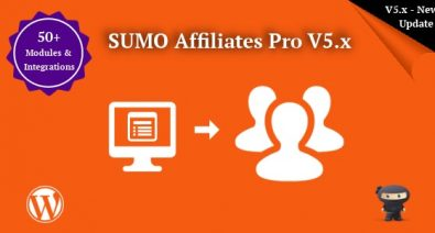 Download SUMO Affiliates Pro v5.9 - WordPress Affiliate Plugin Free / Nulled