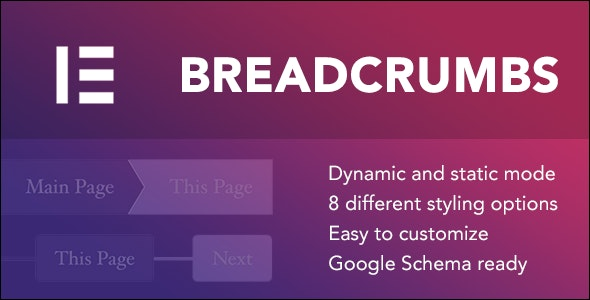 Download Breadcrumbs v1.1 - for Elementor Free / Nulled