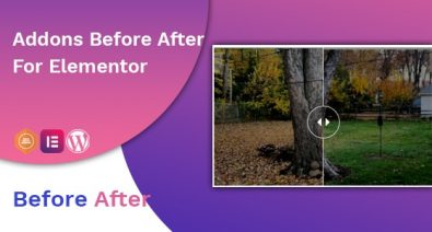 Download Before After Image Slider Elementor v1.0 - Addon Free / Nulled